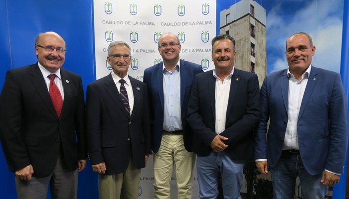 La Palma suscribe su compromiso con la instalación del Telescopio de Treinta Metros en el Roque de Los Muchachos