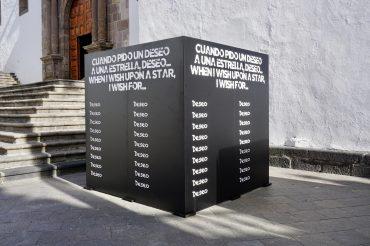 El TMT llenará de deseos Santa Cruz de La Palma durante una semana