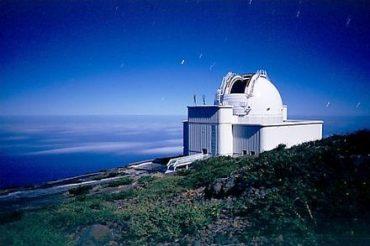 Neighbours of El Roque de los Muchachos: ISAAC NEWTON TELESCOPE (INT)