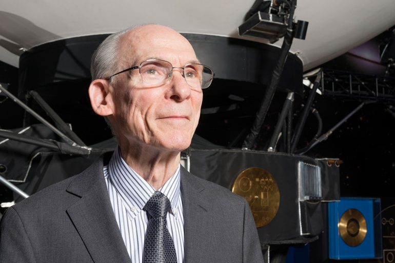 Dr. Edward Stone receives 2019 Shaw Prize in Astronomy
