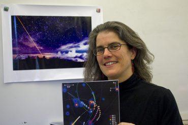 ¡Felicitaciones a la profesora Andrea Ghez y a la comunidad astronómica!