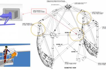 El sistema de instrumentos ópticos de prueba de TMT pasa la revisión preliminar del diseño